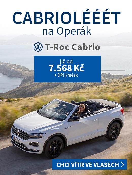 KARTA - BO - T-Roc Cabriolet