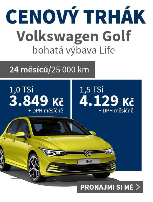 Karta BO - Golf akce