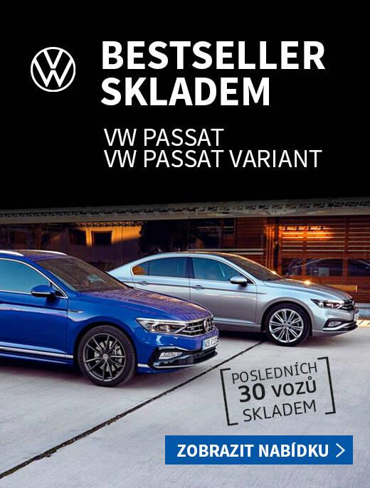 KARTA - BO - BESTSELLER SKLADEM - VW Passat + Passat Variant